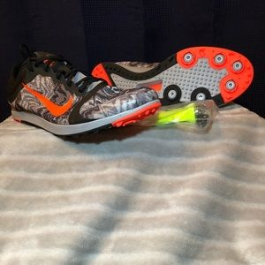 Nike Zoom XC Cross Country Spikes Running  Sz 9